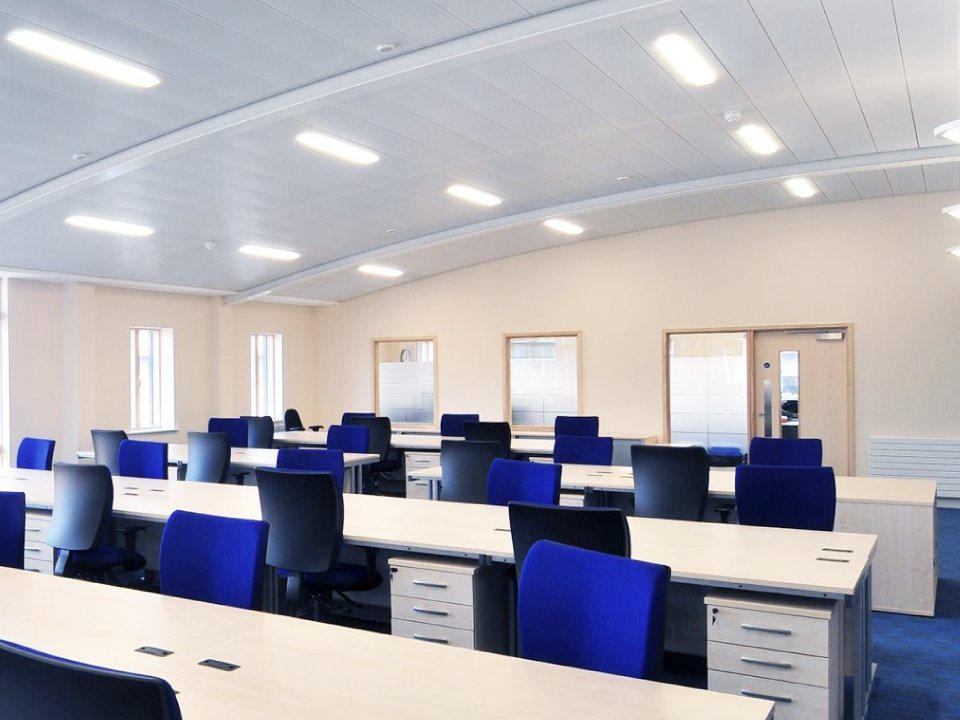 Education Classroom Lighting