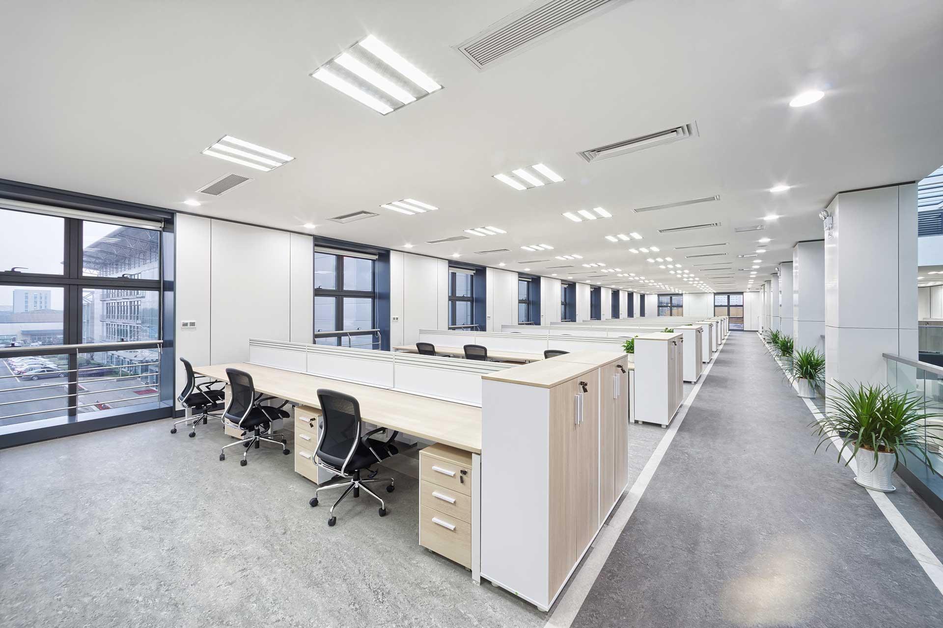 Office led lighting efficient office ceiling lights kellwood
