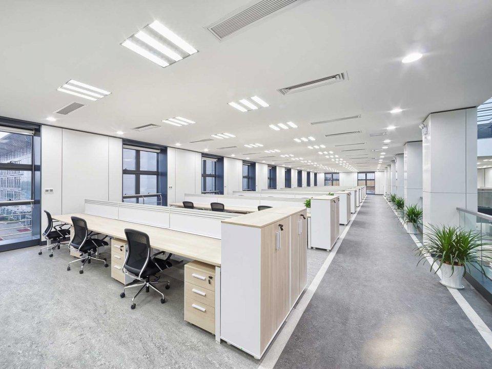 Office Led Lighting Efficient Office Ceiling Lights