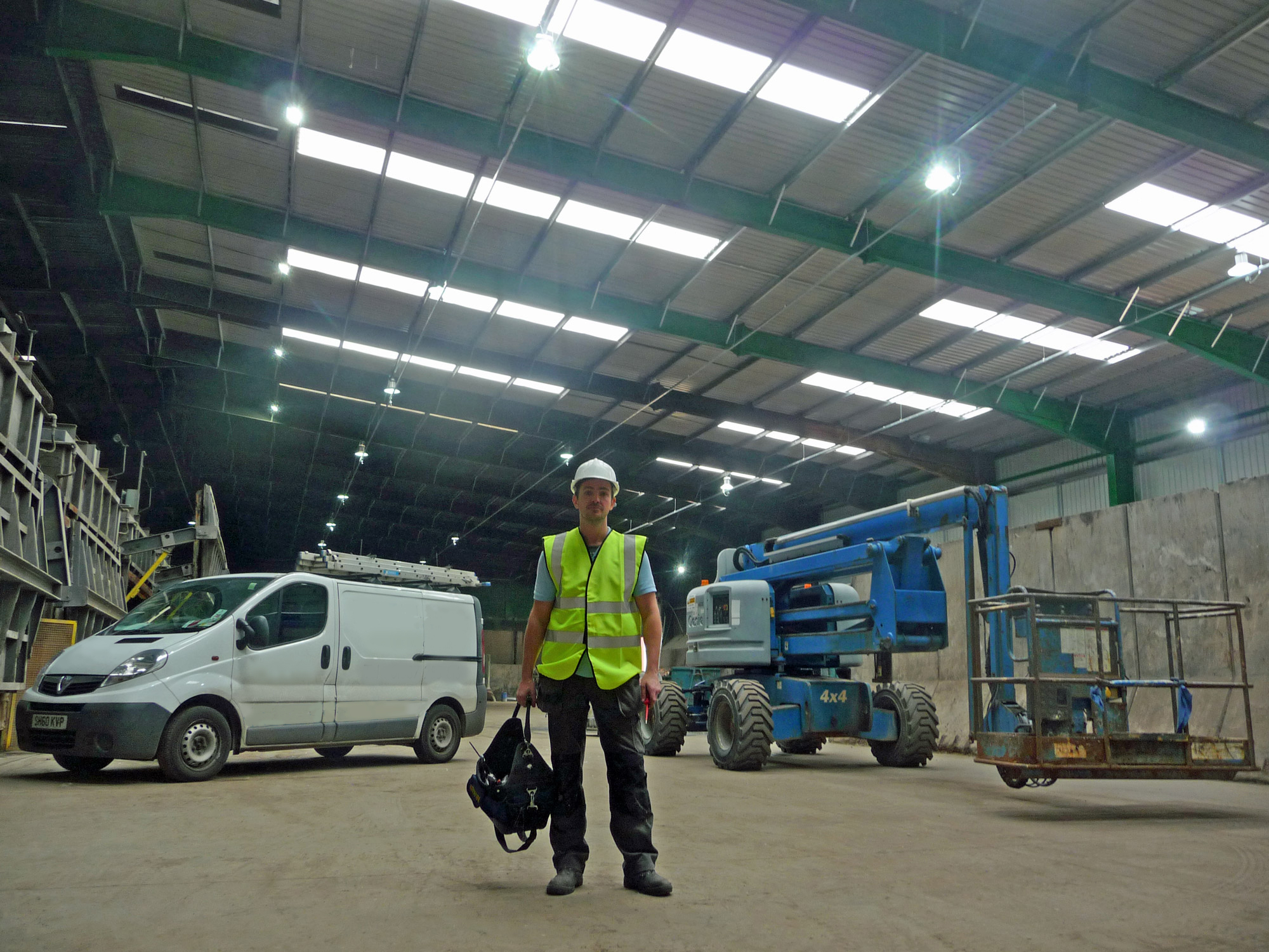 Support for Trade & Installers Lighting Projects
