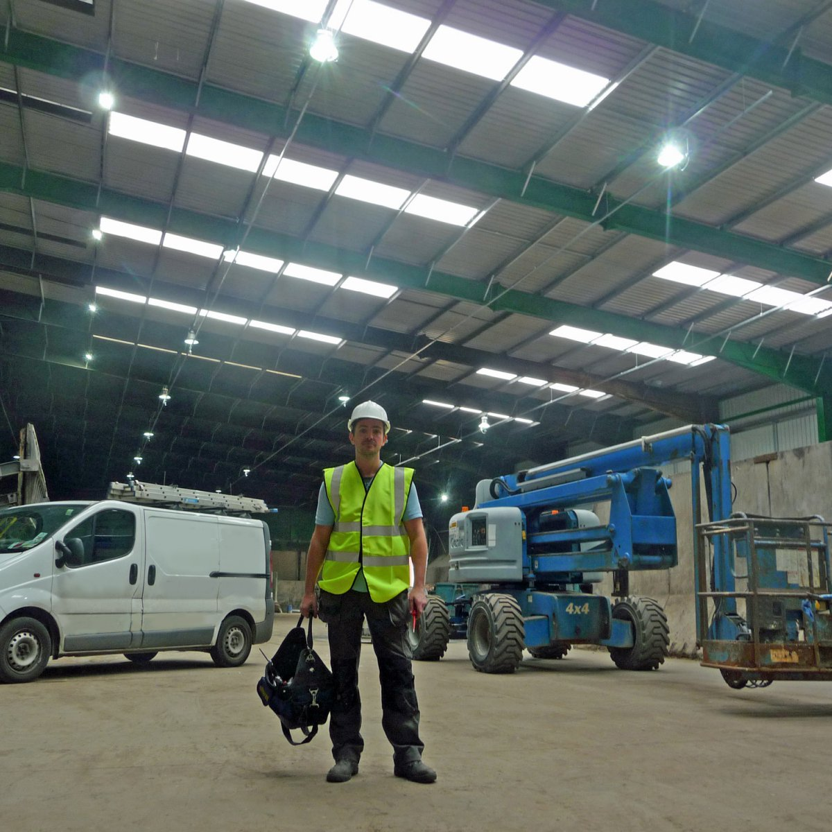 Commercial Lighting Installers: Support For Commercial Lighting