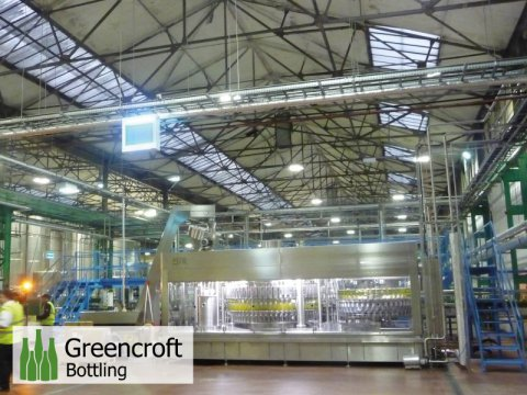 Greencroft Bottling