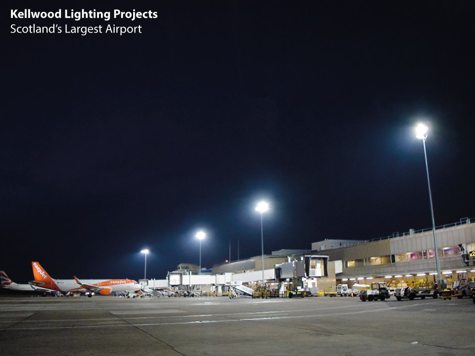 Aircraft Stand Lighting