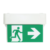 Ewing Series - Double-Sided Emergency LED Exit Signs