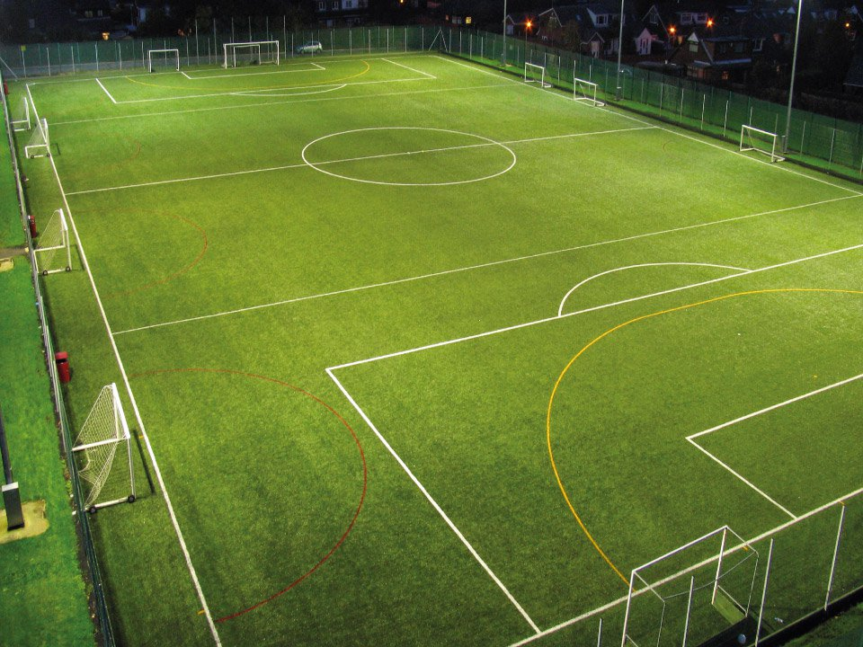 Football Pitch Lighting